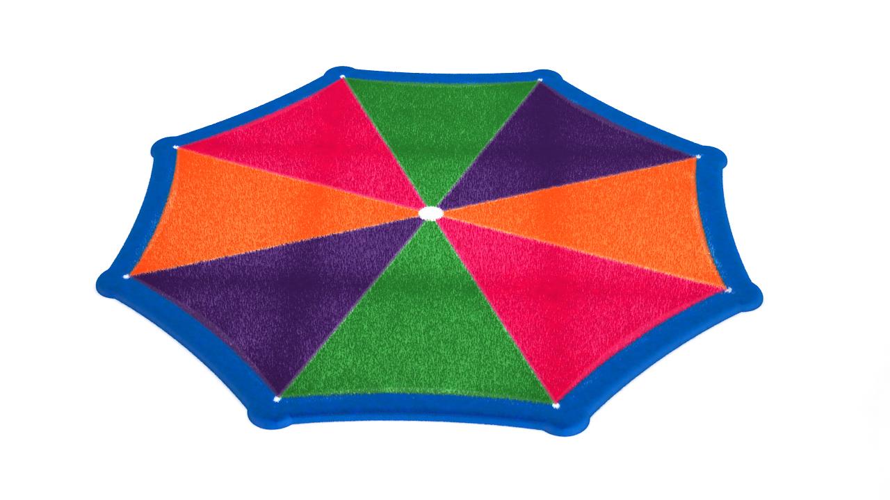 Ręcznik drukowany wykonany w indywidualnym kształcie - ręczniki reklamowe