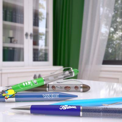 Postaw napraktyczny gadżet firmowy – wybierz niestandardowe długopisy reklamowe!
