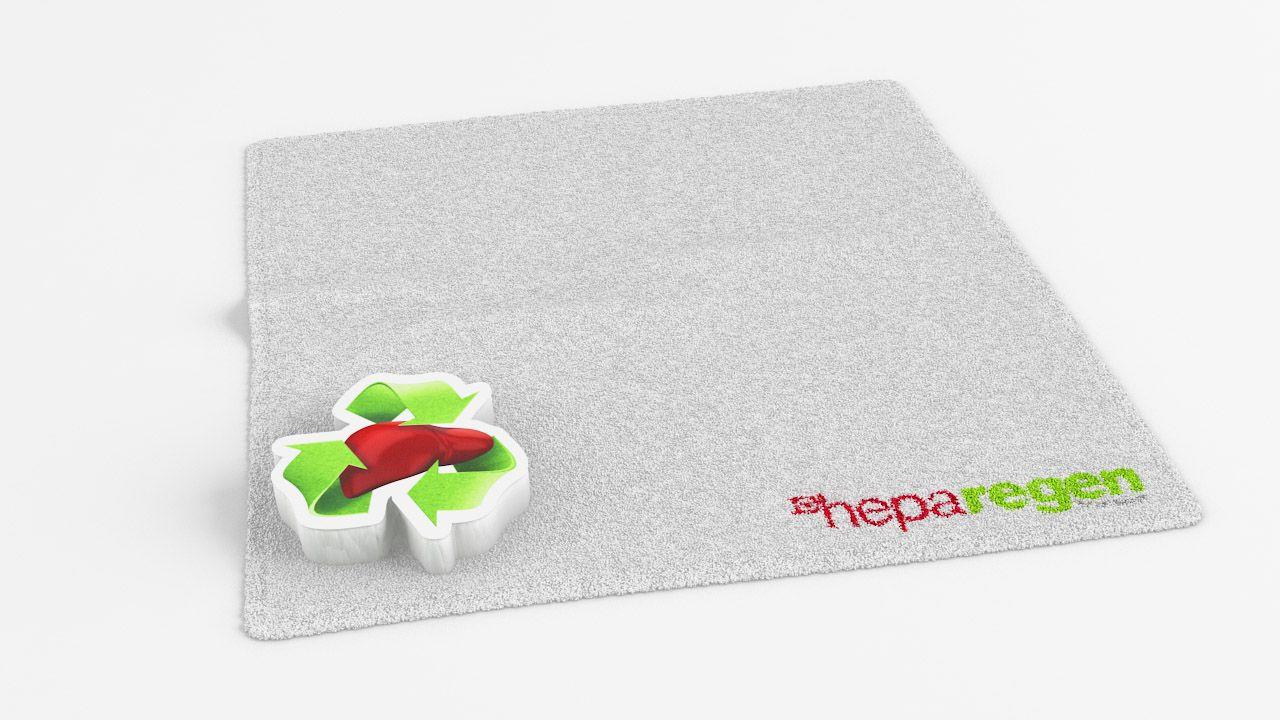 Skompresowany ręcznik - ręczniki reklamowe
